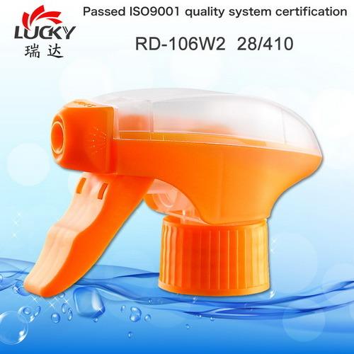 Large Dosage Plastic Trigger Spray Nozzle Head Pump