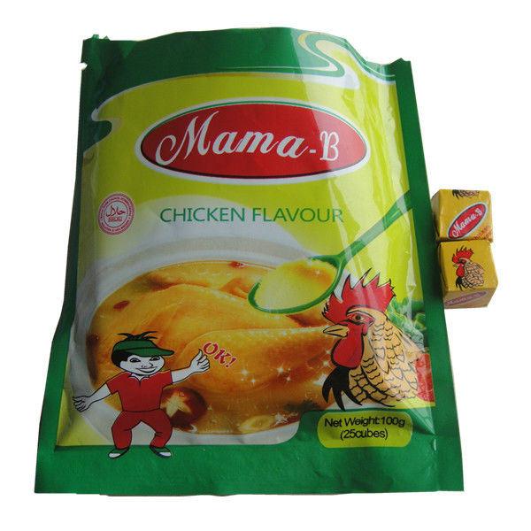 Halal 10 G Chicken Powder and Cube Seasonings
