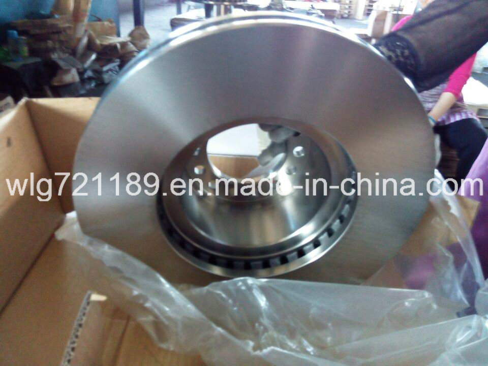 Truck CV Brake Disc for Benz