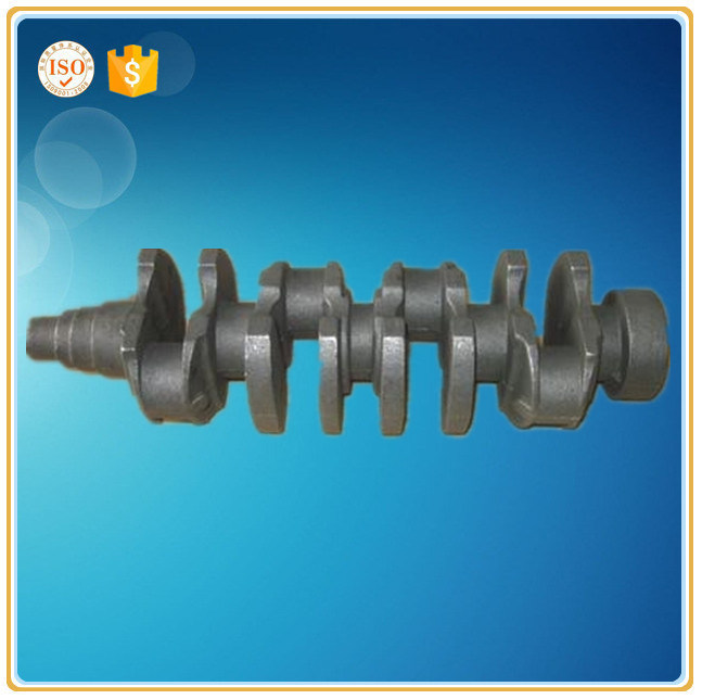 Forging Blank Part Forged Crankshaft Part