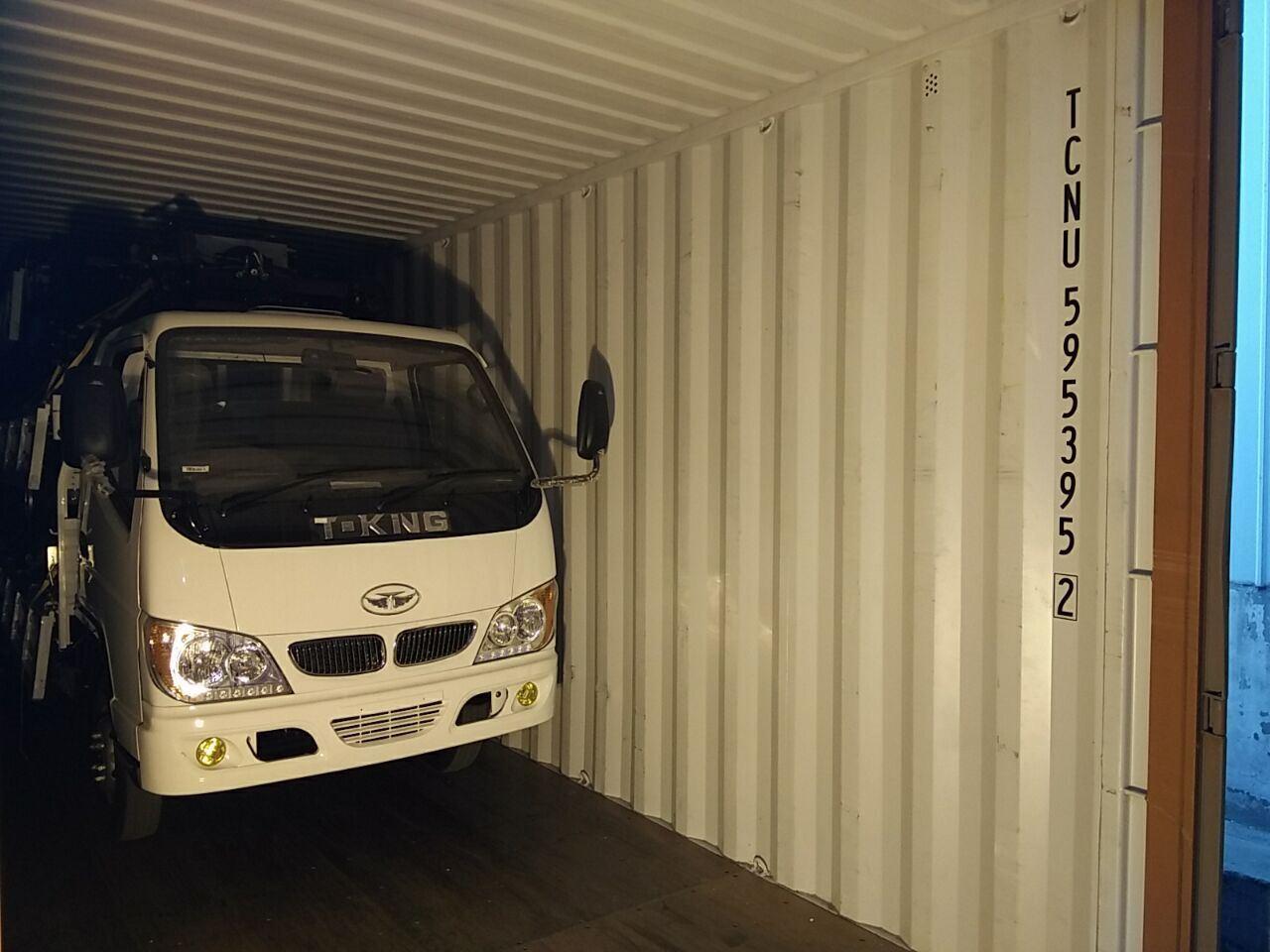 China Light Truck, Mini Truck, 0.5 Ton and 1 Ton