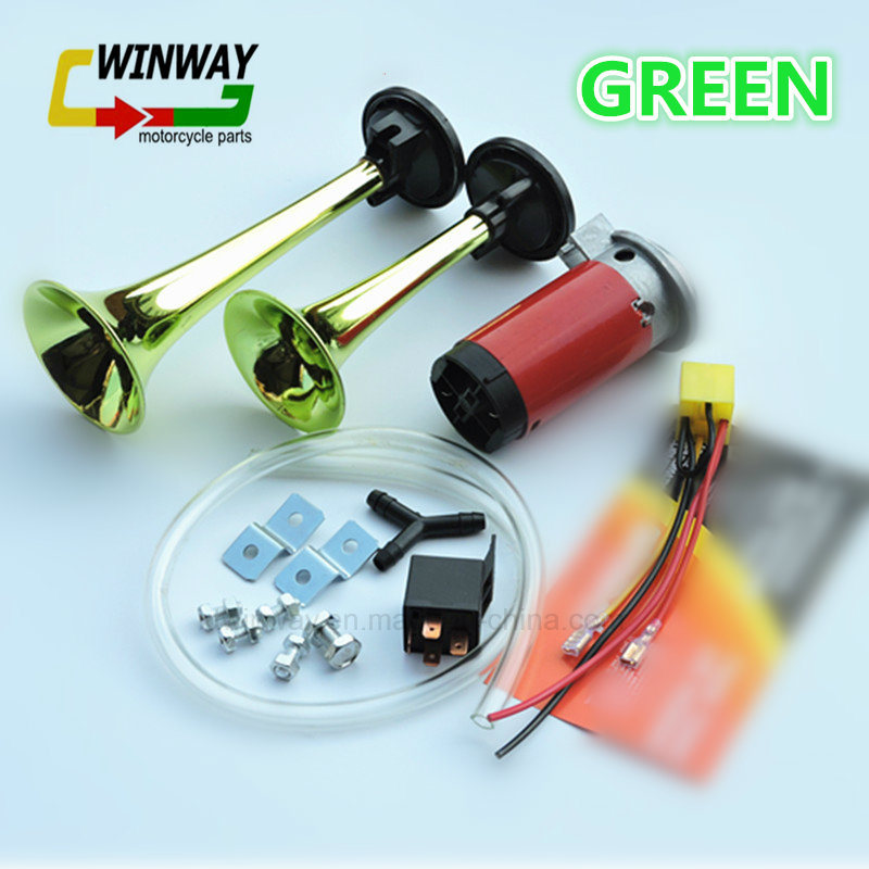 Ww-8715, Motorcycle Alarm Colorful Horn for All Models