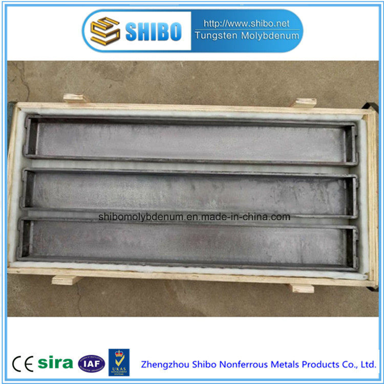 Factory Direct Supply High Purity 99.95% Molybdenum Boat with Competitive Price