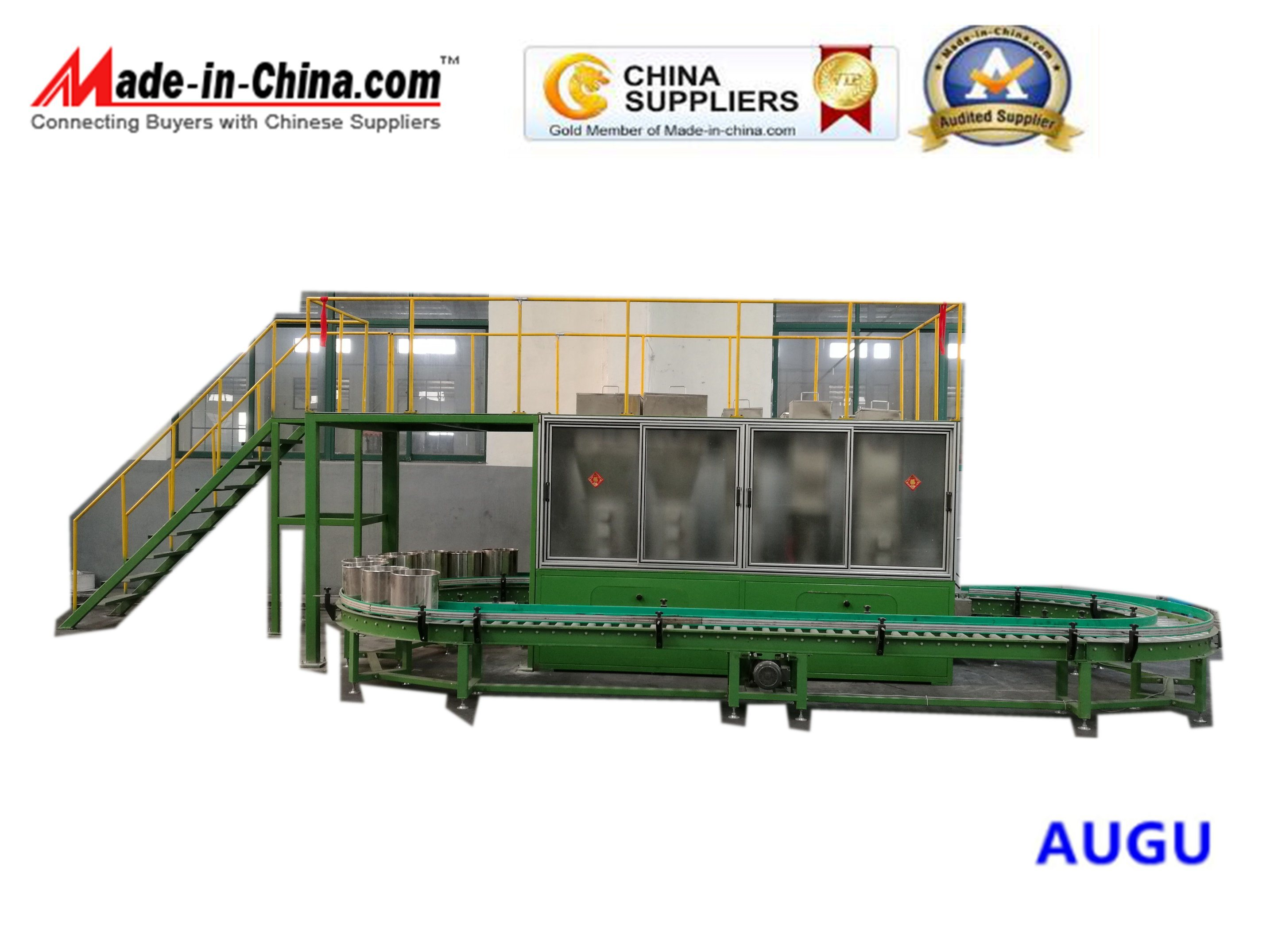 The Customizable Automatic Batching System with Fully Automatic Control