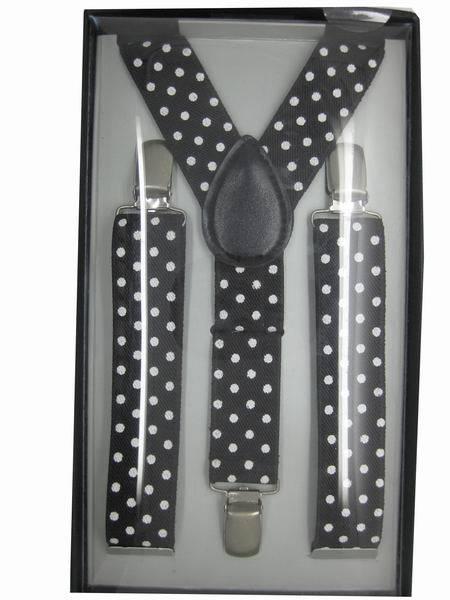 Classic Men′s Elastic Suspender-01