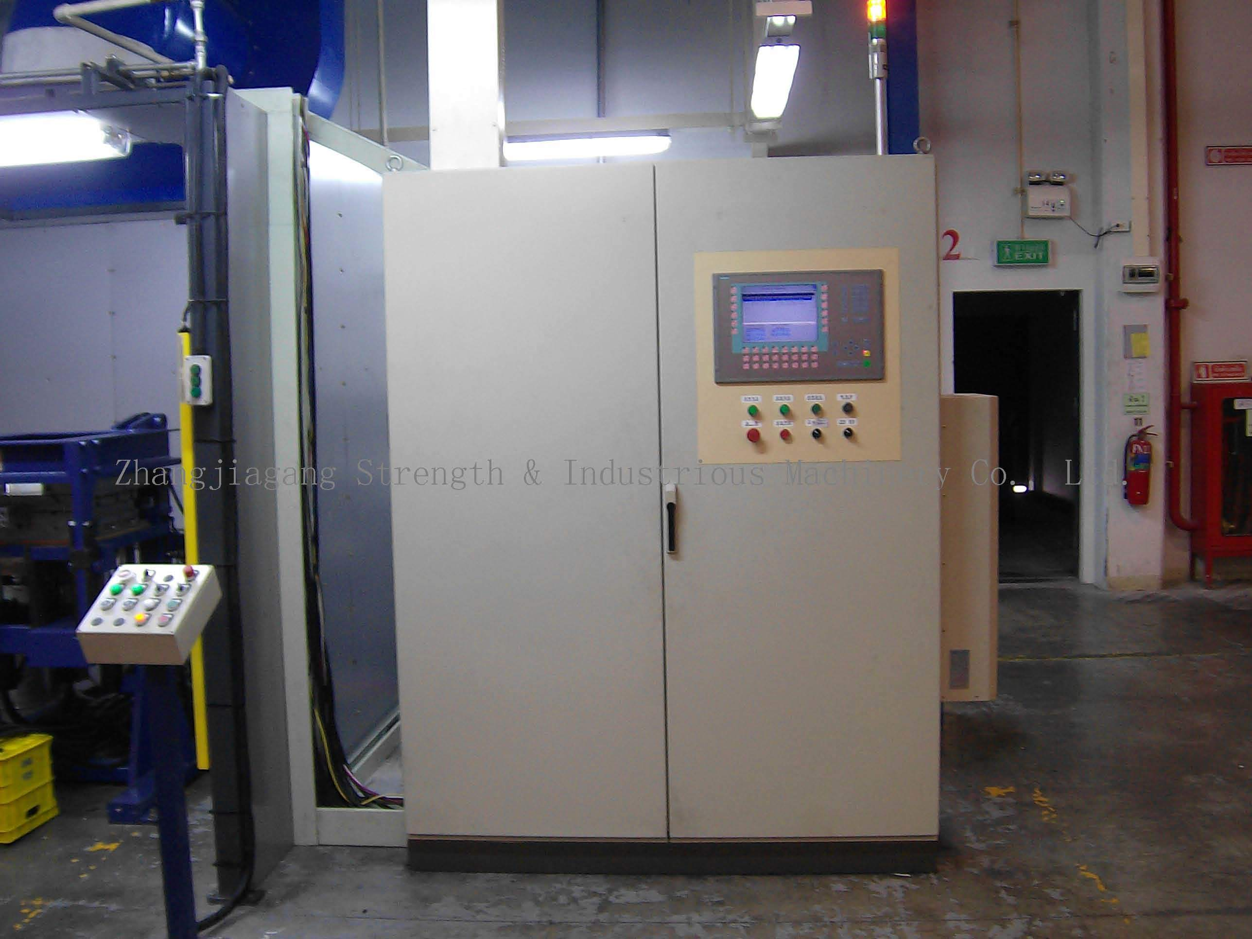 3 Colorants 6 Station Foaming Line (HPM20/10 MH7070)