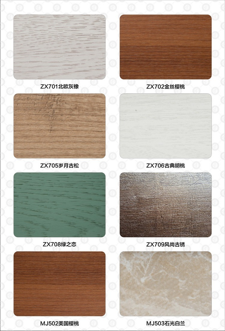 Waterproof WPC Transitional Waist Line for Wall Decoration (CG-60A)