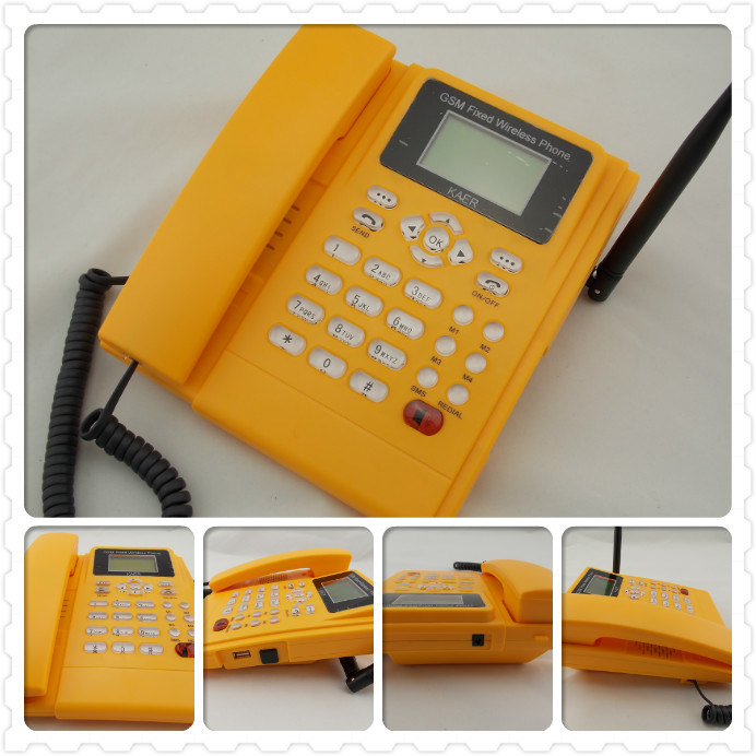 Fixed Wireless Phones with SIM Card (KT1000-130C)