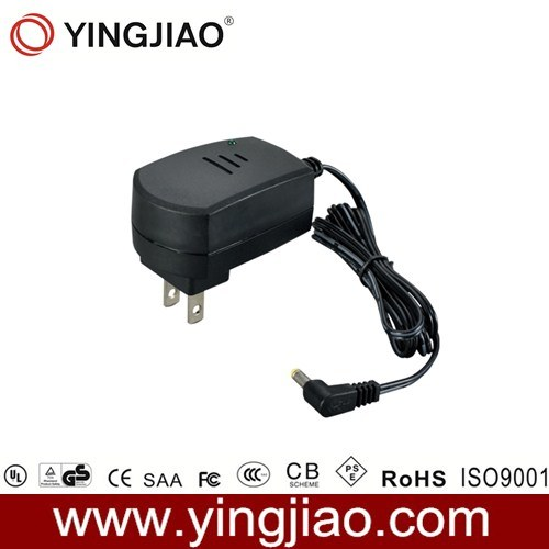 6W DC UK Plug in Switching Mode Power Supply
