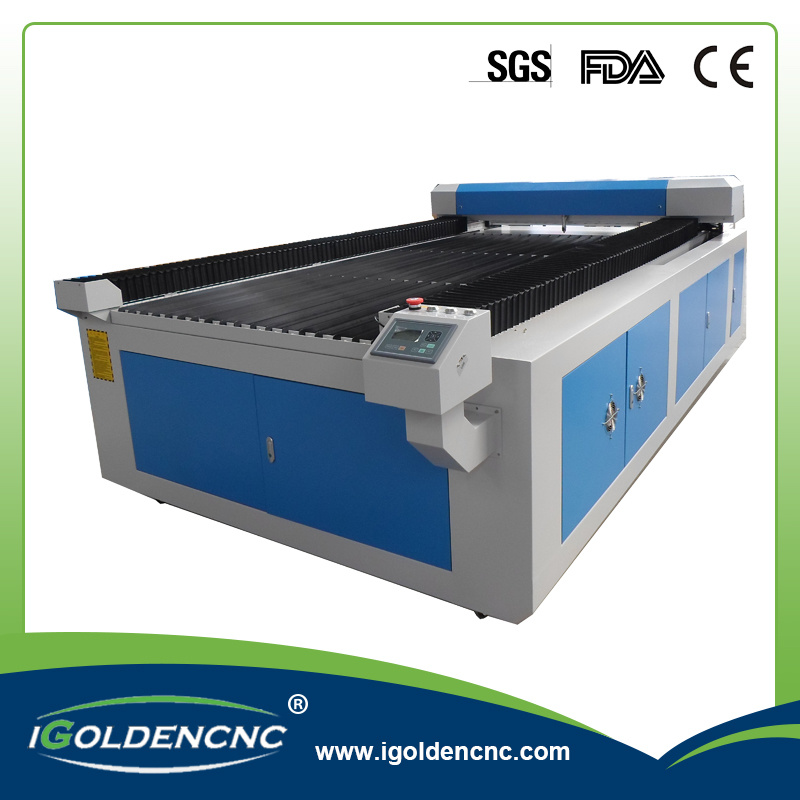 CO2 Laser Cutting Machine for Cutting Wood, Acrylic, Plastic, Steel, Metal
