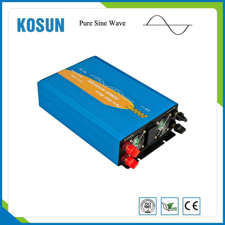 2016 Hot Sale 2000W Power Inverter with Soft Start