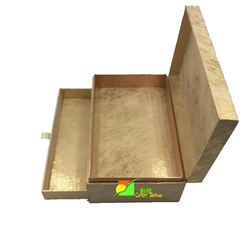 Custom 4c Printing Paper Gift Packing Box (CSG0002)
