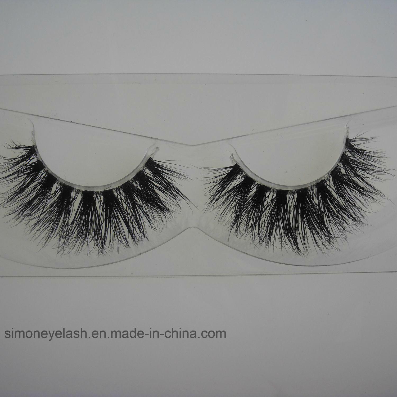 Own Brand/OEM/Private Label Wholesale 3D 100% Mink Fur False Eyelashes