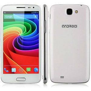 Smartphone (3G Phablet GPS + Agps, Android 4.2.1, CPU Chip: MTK6582 1.2GHz Quad Core N9500 8GB)