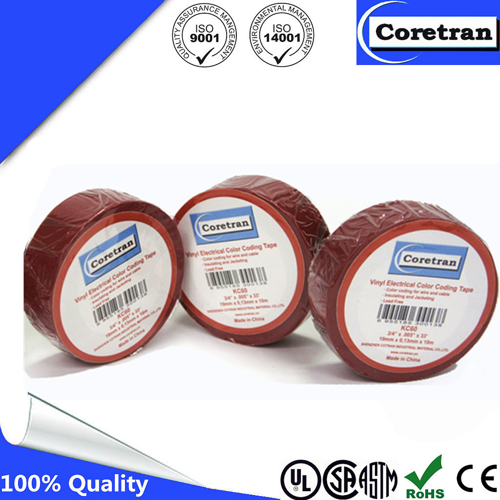Colorful Electrical Tape China Supplier Colorful: China PVC Electrical Insulation Waterproof Tape For Wires