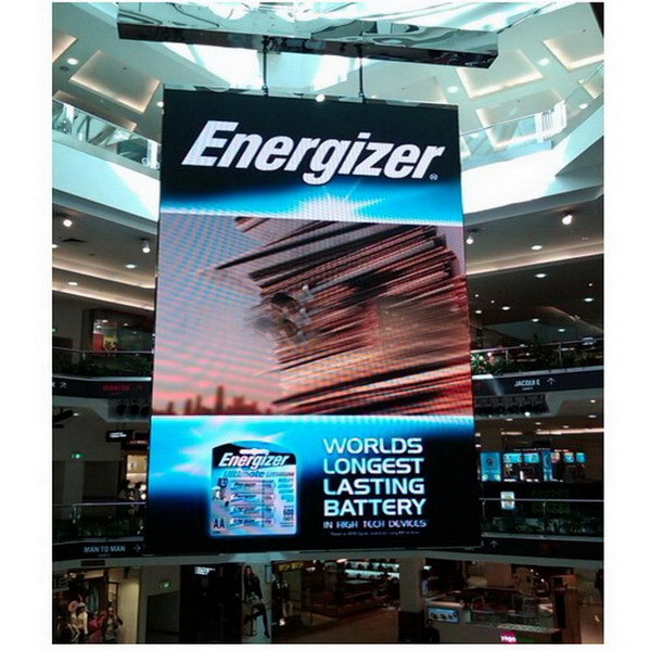 P5 Indoor Electronic LED Screens for Advertising Media, Sports Stadiums