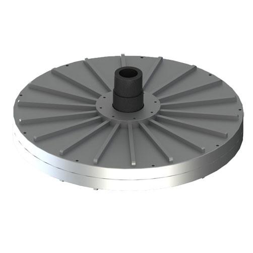 10kw-100rpm Generator (wind generator 100W-10KW)