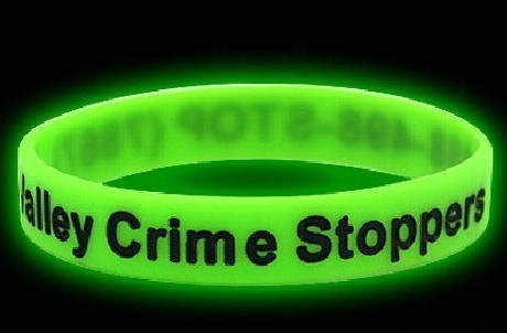 2017 Promotion Gift Glow in The Dark Silicone Wristbands