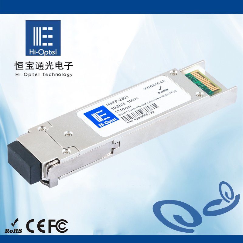 10G XFP Optical Transceiver Module 850nm 1310nm 1550nm CWDM DWDM