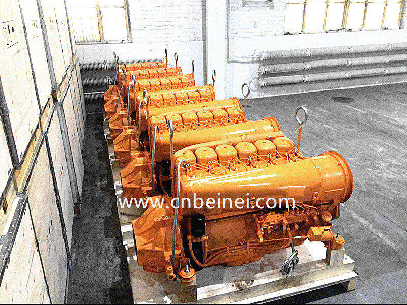 Construction Equipment Diesel Engine Bf6l913