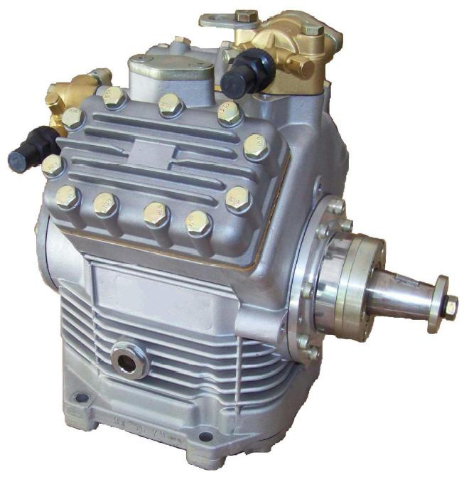 Yutong Higer Kinglong Geniue Bus Air Conditioner Compressor 4nfcy, 4pfcy, 4dfcy