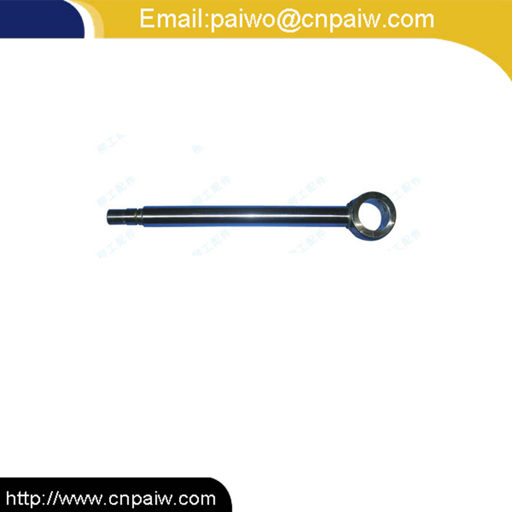 Forged Steel Long Hollow Shaft by Precious Machining