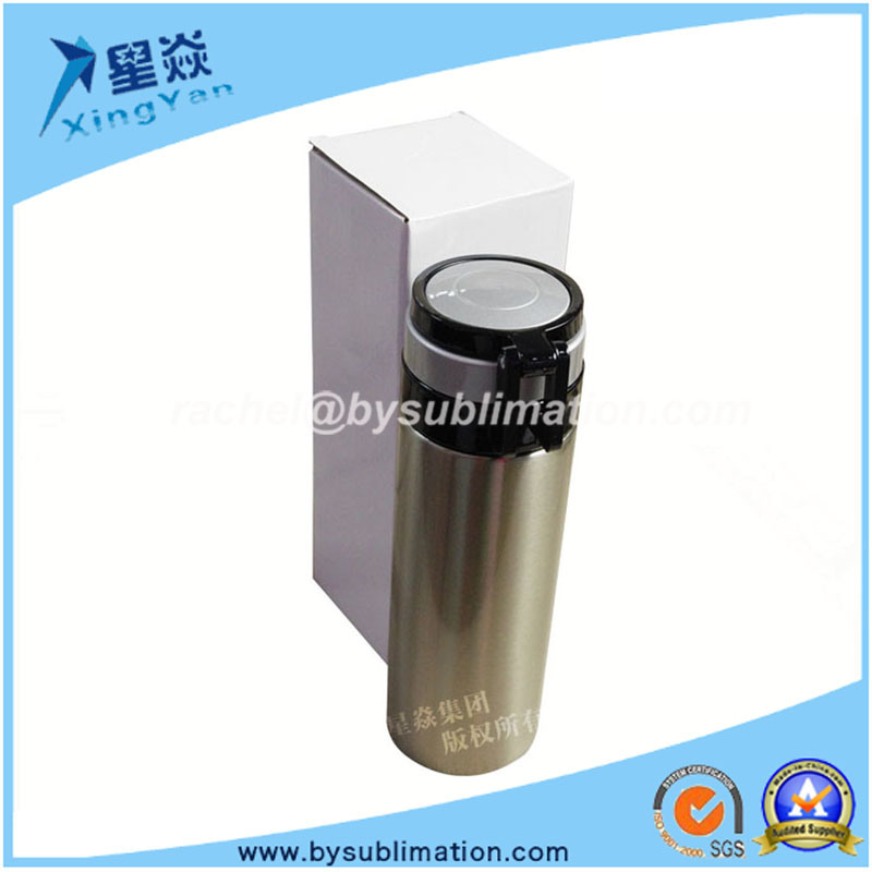Sublimation Vacuum Flask with Lift Rope