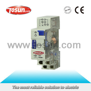Good Quality DIN Rail Mounted Time Relay