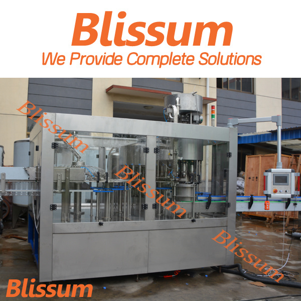 5000bph Full Line Oxygen Rich Water Packing Machine/Machinery/Line/Plant/Equipment/System