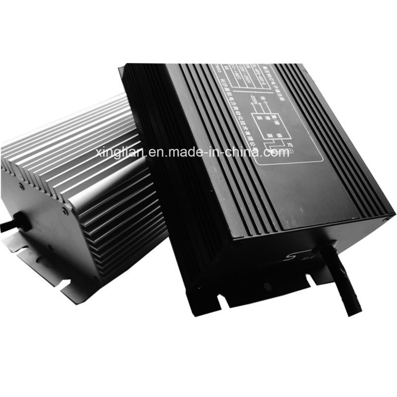 Outdoor Street Lighting Luminaire HID Electronic Digital Ballast 1000 Watt, (used for HPS /MH lamps)