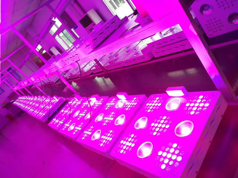High Power WiFi Intelligent Plant Grow Light Lamp 1000W 1500W COB Smart LED Grow Lights AC85-265V