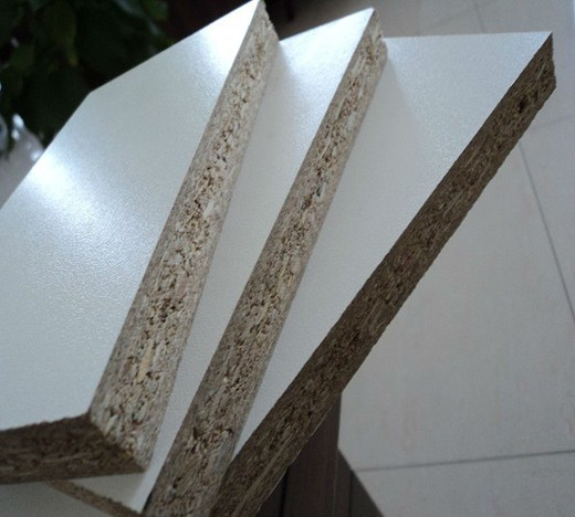 All Thick Wood Grain Melamine Faced Particle Board/ Chipboard