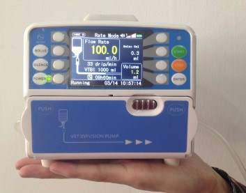 Multi-Function Mini Medical Veterinary Infusion Pump (HK-100 VET)