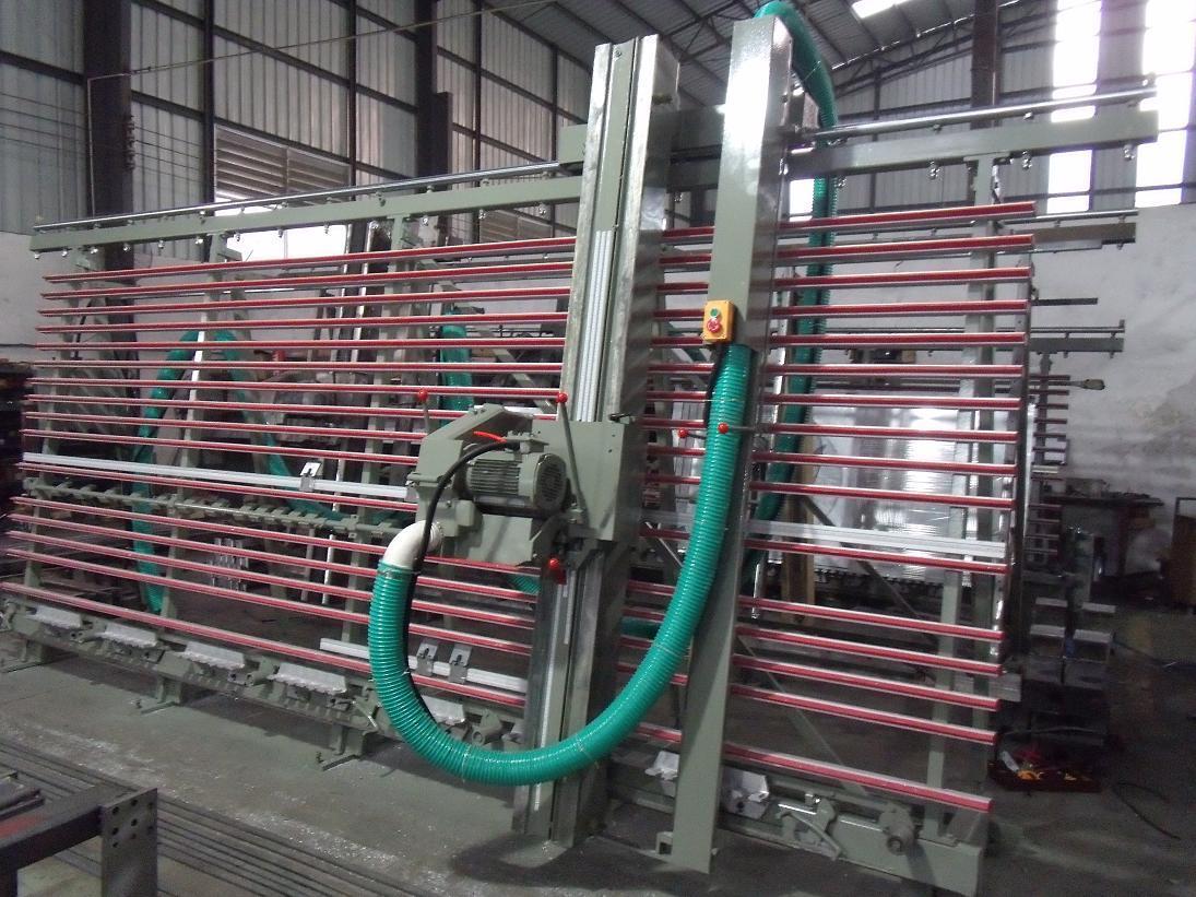 Kt-971 Aluminum Composite Panel Cutting Machine