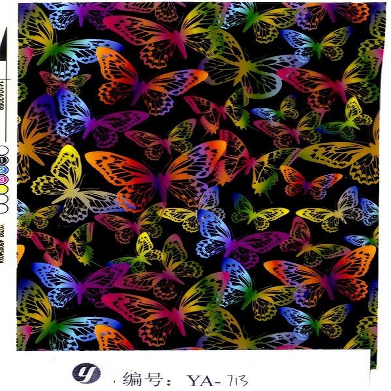 Yingcai Cute Owl Hydrographics Water Transfer Printing Film