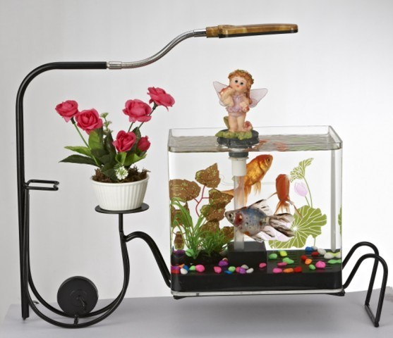 China mini electric fish tank t 501 china electric for Electric fish tank