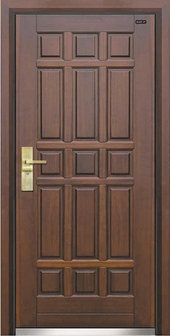 China Armor Main Door New Design China Armored Door Door