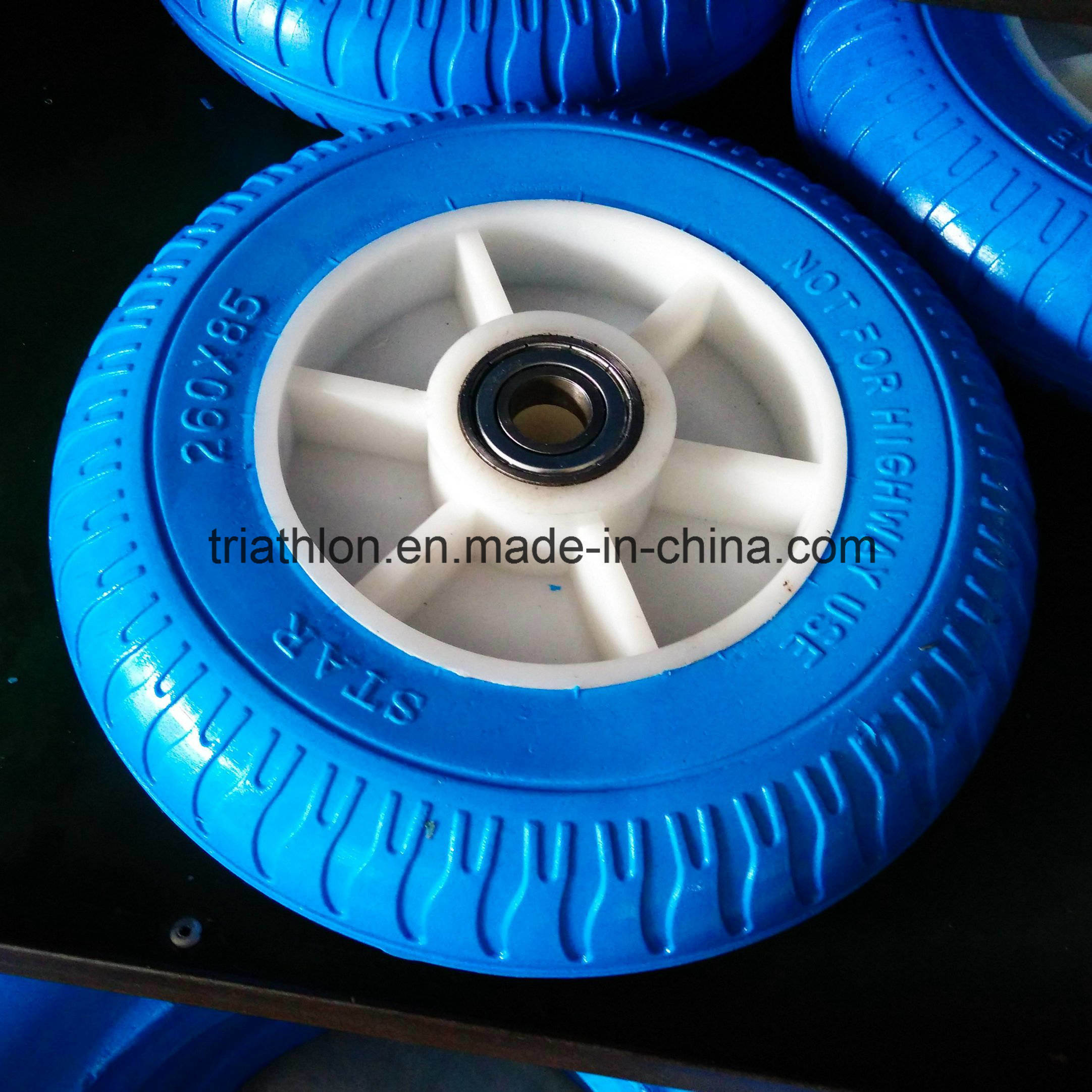 Korea PU Foam Wheel 4.00-8 3.50-8 3.25-8 3.00-8 260X85 2.50-4