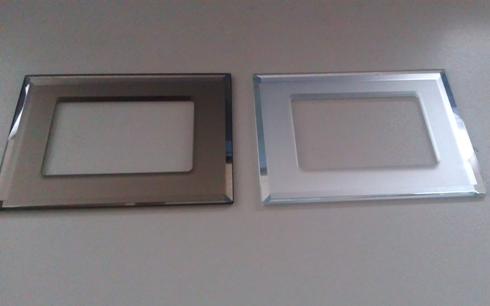 The Colorful Tempered Glass Switch Panel (BL-SW-228)