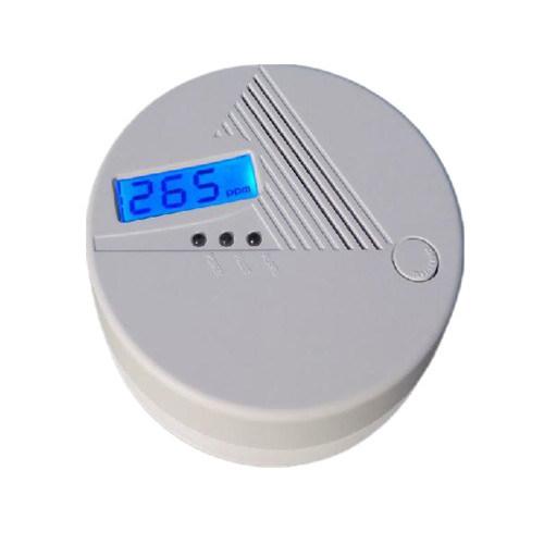 Battery Operated Domestic Co Carbon Monoxide Detector Alarm (MTCOE08)