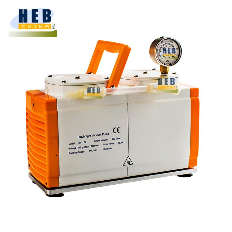 GM-1.00 Diaphragm Vacuum Pump for Lab Rotary Evaporator