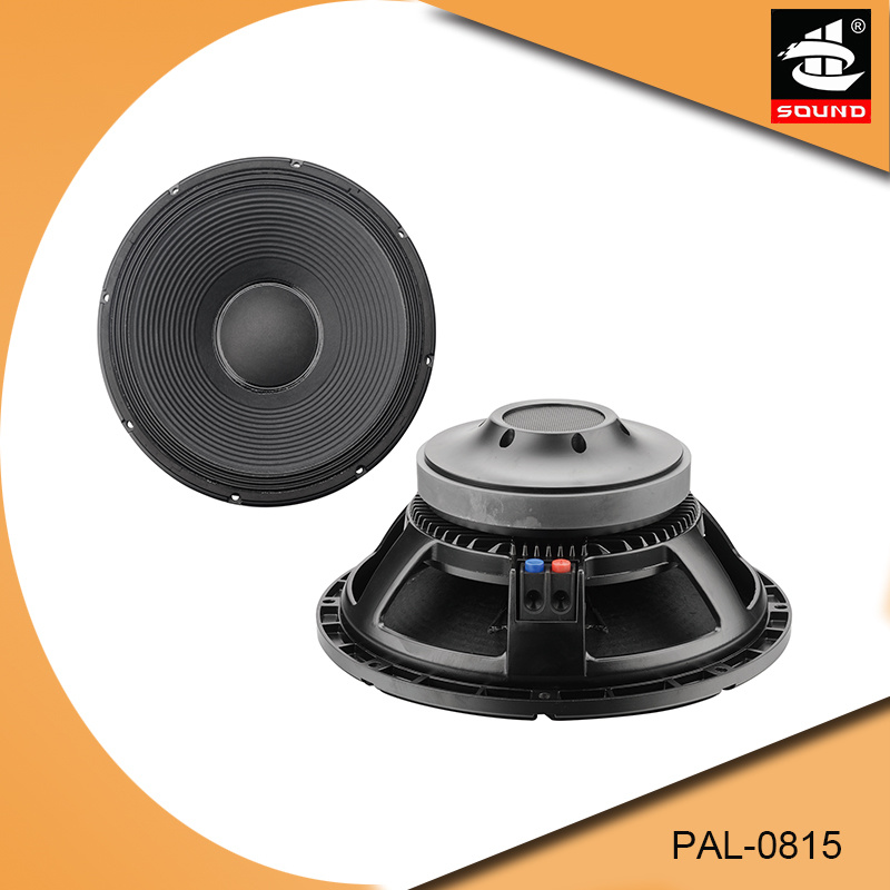 15 Inch Professional Woofer PAL-0815