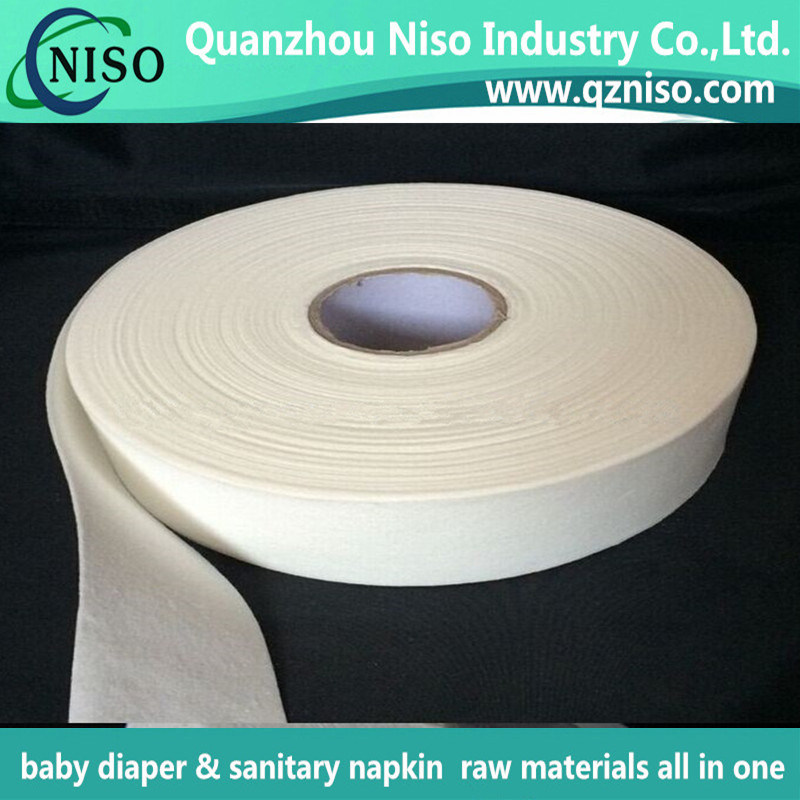 Jumbo Roll Airlaid Paper for Ultrathin Woman Sanitary Napkin
