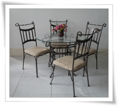 Metal Dining Furniture on Iron Dining Table  987    China Dining Table Dining Chair Dining