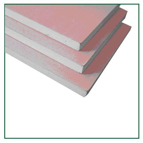 Fire Resistant Board : China fire resistant plaster board