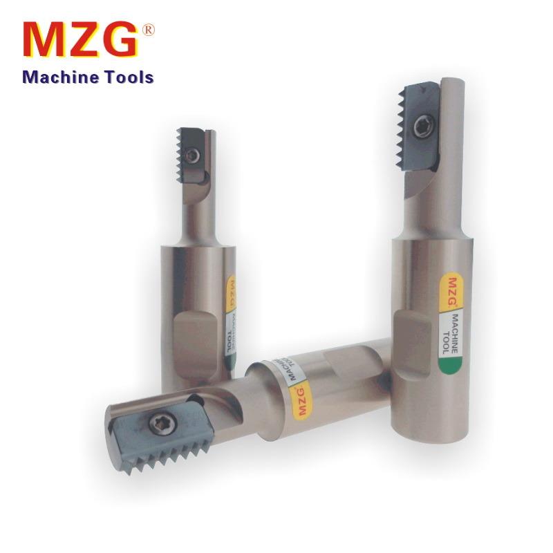 Single Twim ISO Standard Thread Mill Milling Cutting Tool Insert