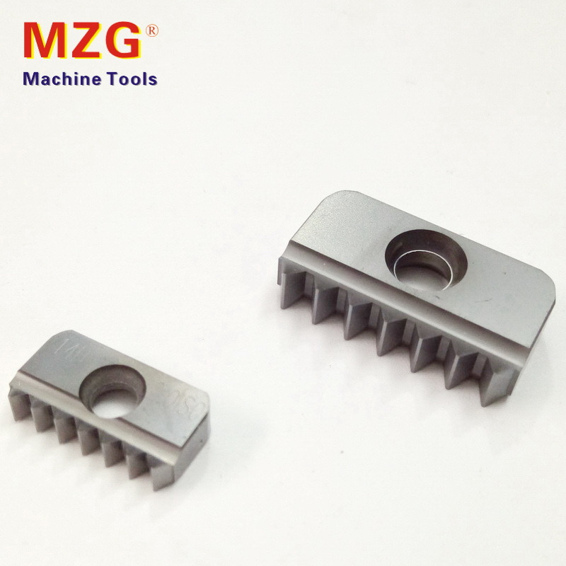 Single Twim ISO Standard Thread Mill Milling Cutting Tool Insert