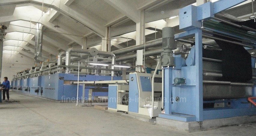 Hot Air Stenter Setting Machine for knitting and Weaving
