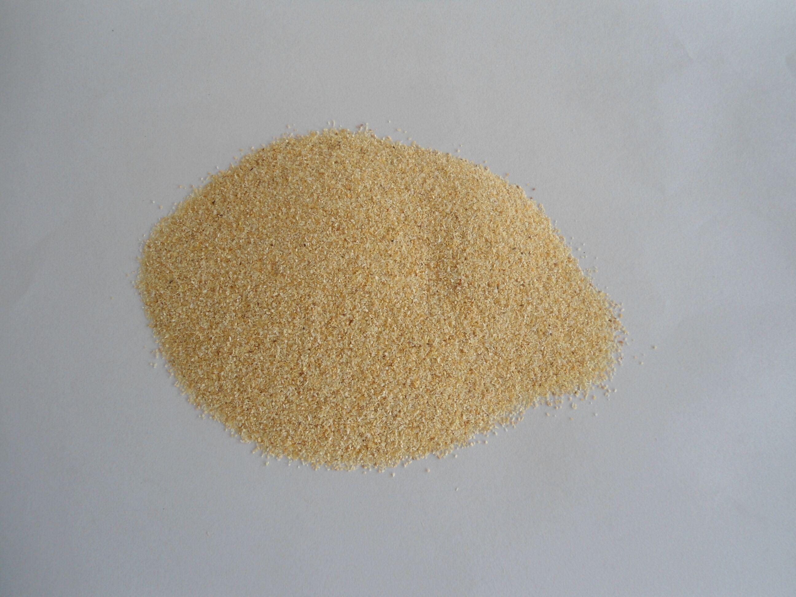 Good Quality Dehydrated Garlic Granules (8-16 mesh)
