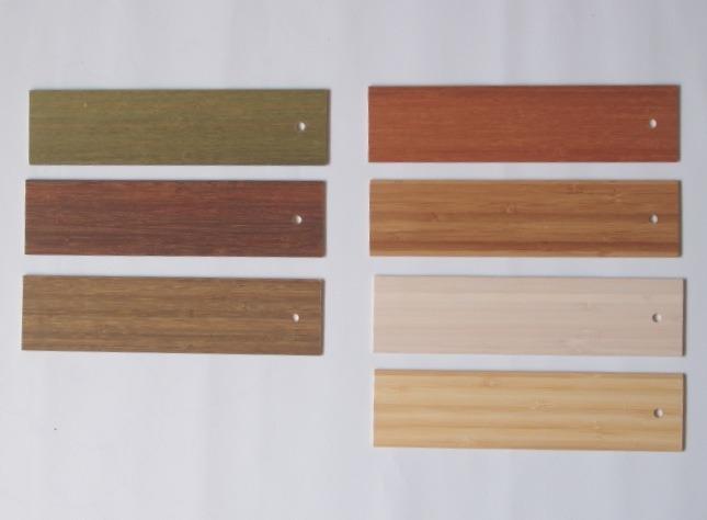 Persianas de pvc verticales tipo madera grueso bed - Listones de aluminio ...